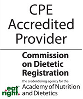 CPE Accredited Provider - Commission on Dietetic Registration